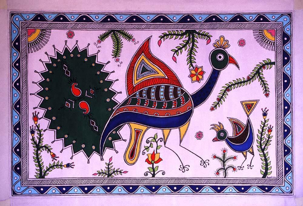 Mithila Art
