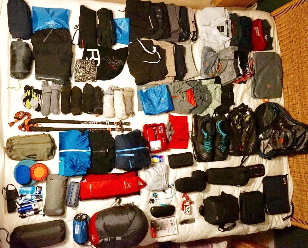 Packing List for Everest Base Camp Trek in January