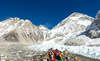 Everest Base Camp 16 Days Itinerary