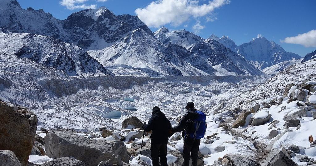 Everest Base Camp Trek in December