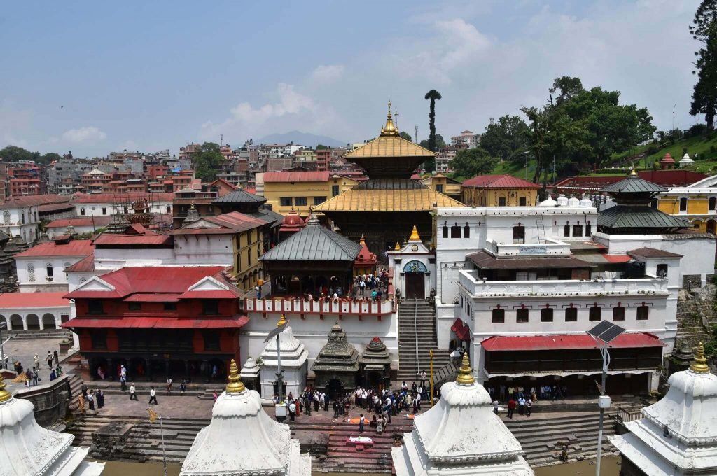 Sightseeing around the Kathmandu Valley