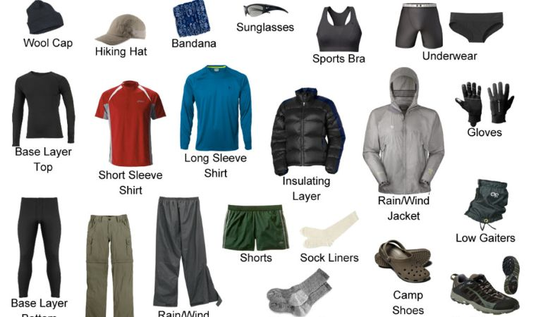 clothing equipment