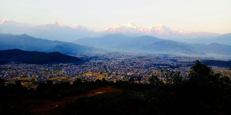 Thorong High Camp to Muktinath