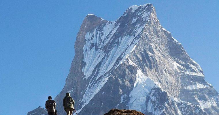 Mardi Himal Trek 5 days treks in nepal