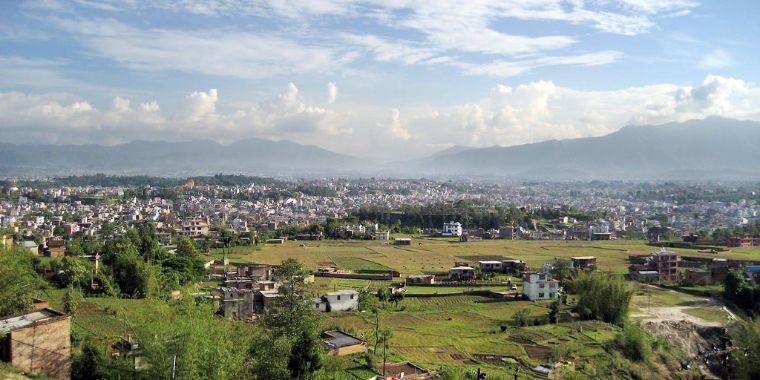 Drive from Kathmandu to Dharapani