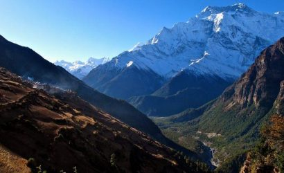Highlights of Annapurna Circuit Trek 10 Days Itinerary