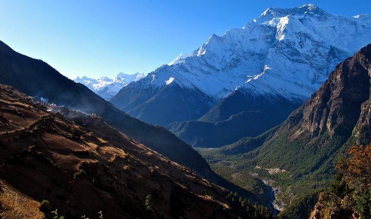 Highlights of Annapurna Circuit Trek 10 Days Itinerary