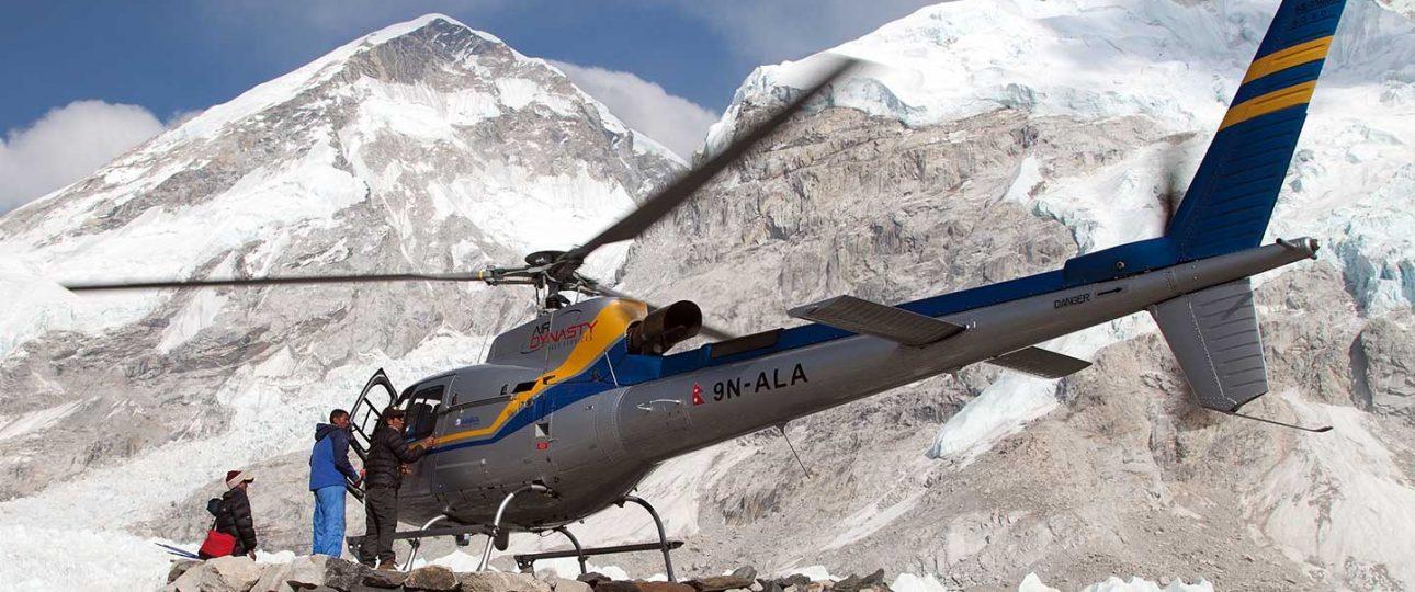 3 Day Trek To Everest Base Camp