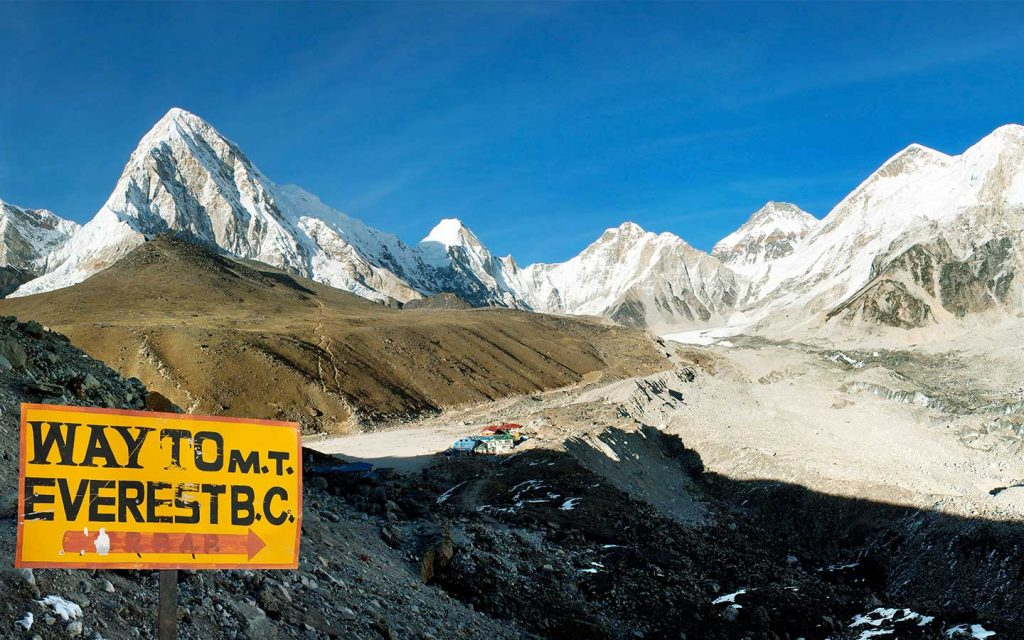 Everest Base Camp 5 days
