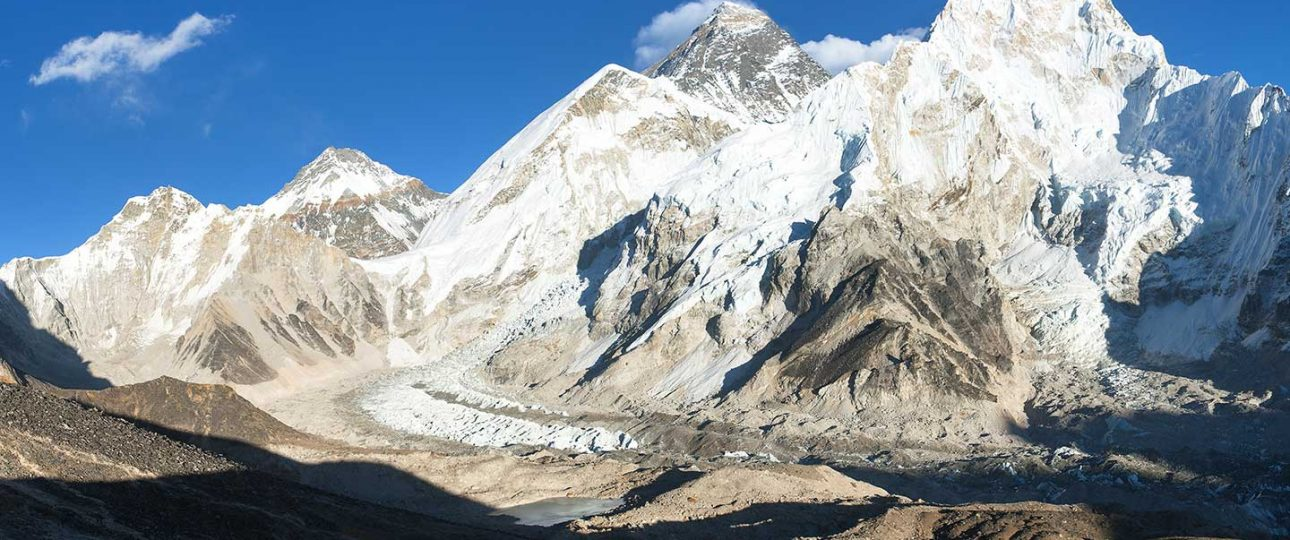 Distance From Everest Base Camp To Summit