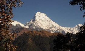 Annapurna Base Camp Trek in December