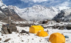 Annapurna Base Camp Trek in November