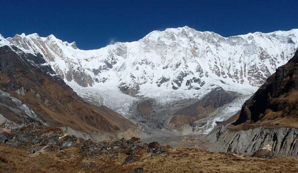annapurna base camp trek in october