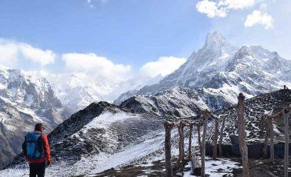 Mardi Himal Trek Difficulty
